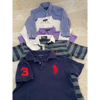 Ralph Lauren - ラルフローレンRALPHLAUREN ビッグポニー含む長袖、半袖シャツ5枚セット