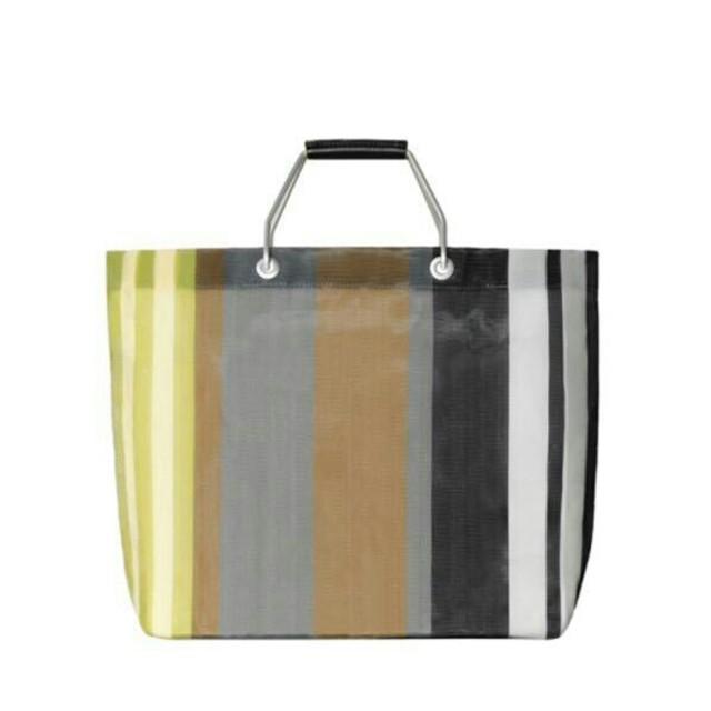 Marni(マルニ)の【MARNI】【マルニ】ストライプバッグ     レディースのバッグ(トートバッグ)の商品写真