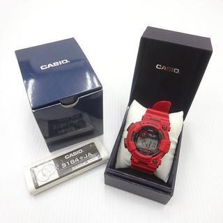 カシオ(CASIO)のカシオ CASIO FROGMAN GWF 1000RD Gショック 時計(腕時計(デジタル))