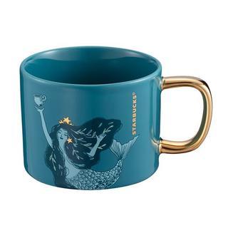 Starbucks Coffee - スターバックス:マグカップ 人魚 台湾 アニバーサリー