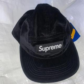 Supreme - Supreme ベロアJETキャップ
