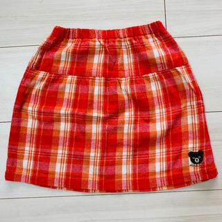 ダブルビー(DOUBLE.B)のダブルビー スカート 100(スカート)
