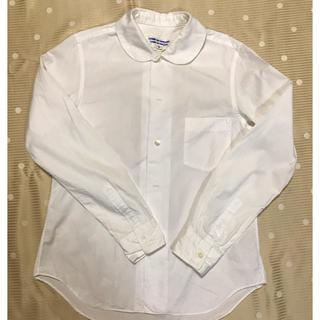 コムデギャルソン(COMME des GARCONS)のギャルソン 丸襟 シャツ(シャツ/ブラウス(長袖/七分))