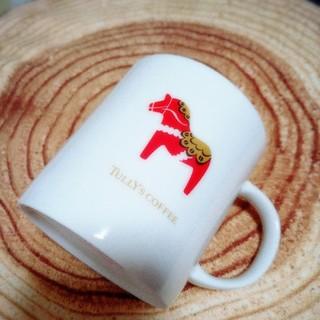 タリーズコーヒー(TULLY'S COFFEE)のタリーズコーヒー2014年マグカップ(グラス/カップ)