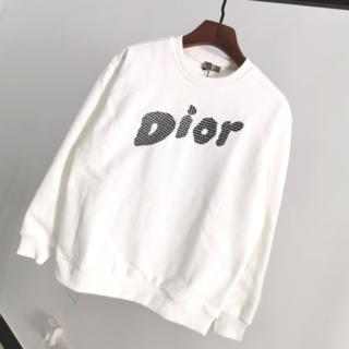 ディオール(Dior)のDior ロゴパッチ 裏起毛 スウェット M(スウェット)