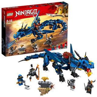 Lego - 新品正規品LEGO70652レゴニンジャゴー ジェイとイナズマ・ドラゴン