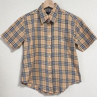 バーバリー(BURBERRY)のBURBERRY バーバリー シャツ 半袖(シャツ/ブラウス(半袖/袖なし))