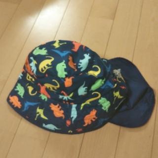 コストコ(コストコ)のコストコUVハット 恐竜柄  このはる様専用(帽子)