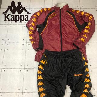 カッパ(Kappa)の【希少】KAPPA × GARA カッパ セットアップ ジャージ ナイロン(ジャージ)