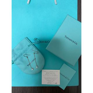 ティファニー(Tiffany & Co.)のTiffany  ダイヤモンド バイ ザ ヤード™ ピアス(ピアス)