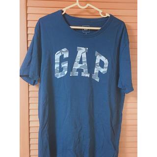 ギャップ(GAP)の【GAP】カモフラ柄ロゴTシャツMサイズ【ギャップ】(Tシャツ/カットソー(半袖/袖なし))