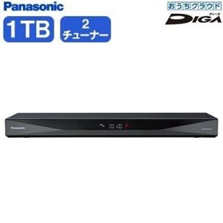 Panasonic - パナソニック DMR-2CW100 ブルーレイディスクレコーダーDIGA 1TB