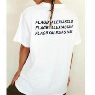 ALEXIA STAM - 新品未使用 アリシアスタン    Tシャツ