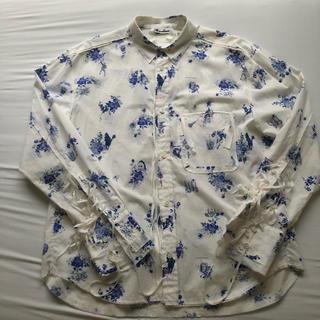 アンユーズド(UNUSED)のmidorikawa 19SS shirt(シャツ)