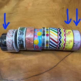 このみさま*マスキングテープ 3個セット(テープ/マスキングテープ)