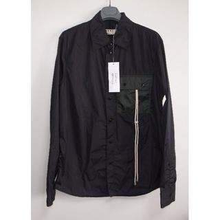マルニ(Marni)のmarni マルニ ナイロン シャツジャケット パッカブル size48(ナイロンジャケット)