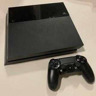 プレイステーション4(PlayStation4)のPS4 500GB playstation 4 (家庭用ゲーム機本体)