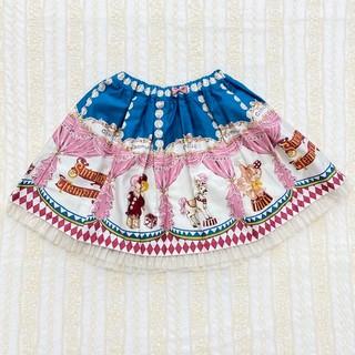 Shirley Temple - シャーリーテンプル 130 サーカス青