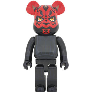 メディコムトイ(MEDICOM TOY)のBe@rbrick x Star Wars Darth Maul 1000%(その他)
