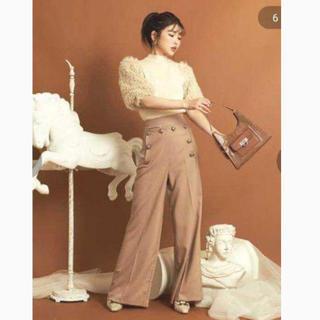エイミーイストワール(eimy istoire)のタイムセール⭐︎ダーリッチ 新品マリンルックワイドパンツ(その他)