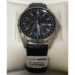 カシオ(CASIO)の激安❗️未使用‼️正規品☆カシオ オシアナス OCW-T2600L-1AJF(腕時計(アナログ))