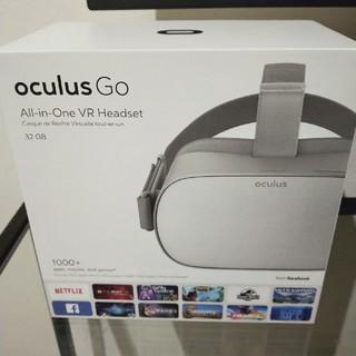 Oculus go 32gb オキュラス