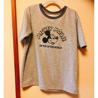 スタディオクリップ(STUDIO CLIP)のスタジオクリップ ミッキーカットソー(カットソー(半袖/袖なし))