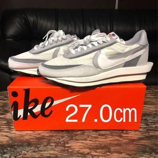27cm Nike LD Waffle sacai Summit White(スニーカー)