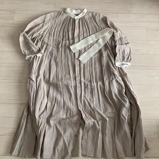 ネストローブ(nest Robe)のネストローブ リネン ワンピース(ロングワンピース/マキシワンピース)