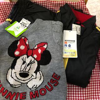 メンヘル様用  ミニーマウスセーターと130cmジャージ(ニット/セーター)