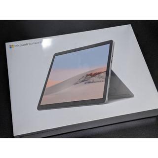 マイクロソフト(Microsoft)のマイクロソフト Surface Go 2 STV-00012新品未開封 2台(タブレット)