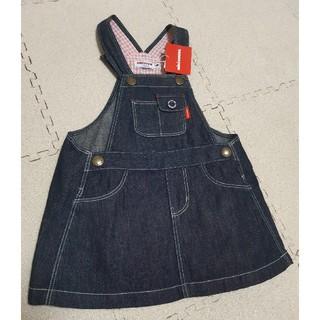 mikihouse - MIKI HOUSE 80-90  ジャンパースカート