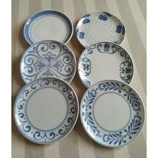 フェリシモ(FELISSIMO)のFELISSIMO   小皿  6枚セット(食器)