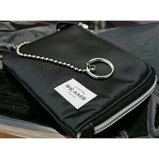 ビームス(BEAMS)のBEAMS ハーフジップウォレット 財布(折り財布)