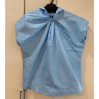 ディーホリック(dholic)の新品❤️未使用 DHOLIC 半袖ブラウス(シャツ/ブラウス(半袖/袖なし))