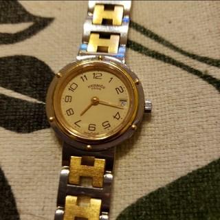 Hermes - エルメス 腕時計 レディース  クリッパー