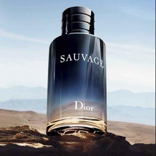 クリスチャンディオール(Christian Dior)の新品未使用 クリスチャンディオール ソヴァージュ オードトワレ(香水(男性用))