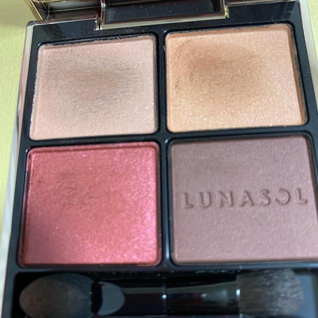 LUNASOL(ルナソル)のルナソル アイカラーレーション コスメ/美容のベースメイク/化粧品(アイシャドウ)の商品写真