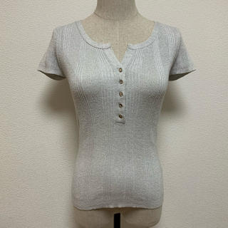 プロポーションボディドレッシング(PROPORTION BODY DRESSING)の薄手ニット(ニット/セーター)