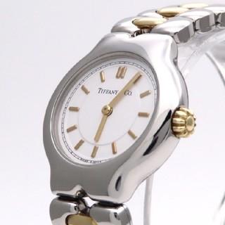 ティファニー(Tiffany & Co.)の【TIFFANY&Co.】ティファニー 時計 'ティソロ' K18YG ☆美品☆(腕時計)