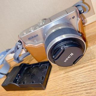 Nikon - nikon1 J4 ミラーレスカメラ