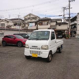 スズキ(スズキ)の車検令和4年3月   軽トラ 3万キロ   キャリートラック(車体)