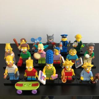 Lego - レゴ   LEGO   シンプソンズ ミニフィギュア  シリーズ1