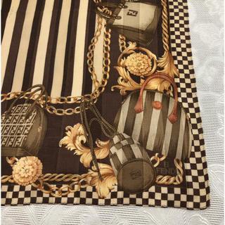 FENDI - FENDI  ハンカチスカーフ