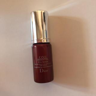 ディオール(Dior)のDior ディオール ワンエッセンシャルアイ 5ml(アイケア/アイクリーム)