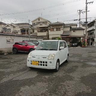 スズキ(スズキ)の車検付き 7万キロ アルト 低燃費 (車体)