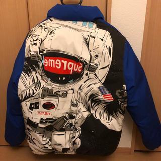 シュプリーム(Supreme)のSupreme 16aw astronaut puffy jacket(ダウンジャケット)