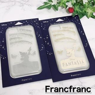 フランフラン(Francfranc)のFrancfranc iPhoneケース ミッキー ディズニー 6/6s/7/8(iPhoneケース)