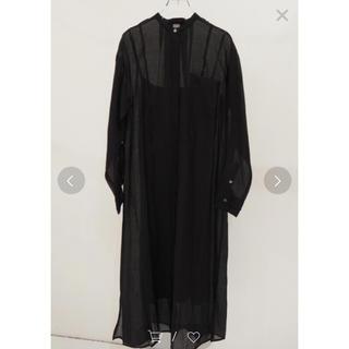 TODAYFUL - TODAYFUL シアーシャツドレス