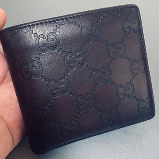 Gucci - グッチ 二つ折り財布